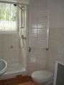 Das neue Duschbad lädt ein