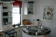 Küchencenter mit Waldblick