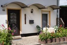 Der Eingang nur für die Ferienwohnung/Haus ***