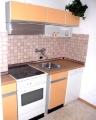 Küche linke Seite