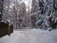 Im Winter ist es wunderschön bei uns
