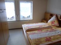 Schlafzimmer grosse Wohnung