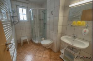 in Bad und WC ist alles o.k....
