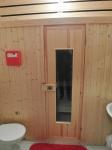 Getrennter Saunabereich (Nutzung mit Abstimmung)