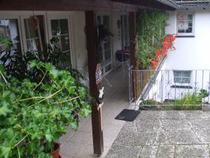 Terrassen und Balkonbereich