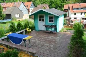 Garten-Grill-Terrasse