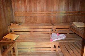 Sauna 8-10 Personen