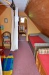 Durchgangszimmer mit 2-4 Betten