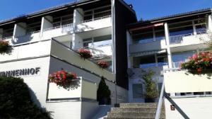 Die kleine Ferienanlage Tannenhof