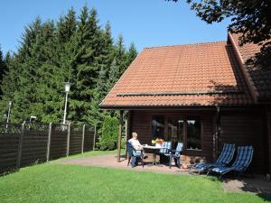 komfortables ****Ferienhaus Blauvogel 60