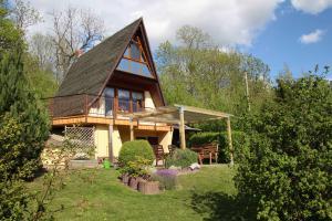 Ferienhaus Heidi mit Panoramablick