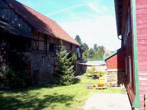 Umgebung am Haus/Garten